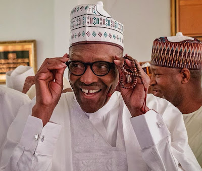 President Buhari Declares Intention To Contest In 2019