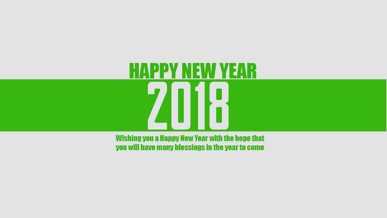 Happy New Year 2018 images, Wishes, Quotes, Sms, Messages ...