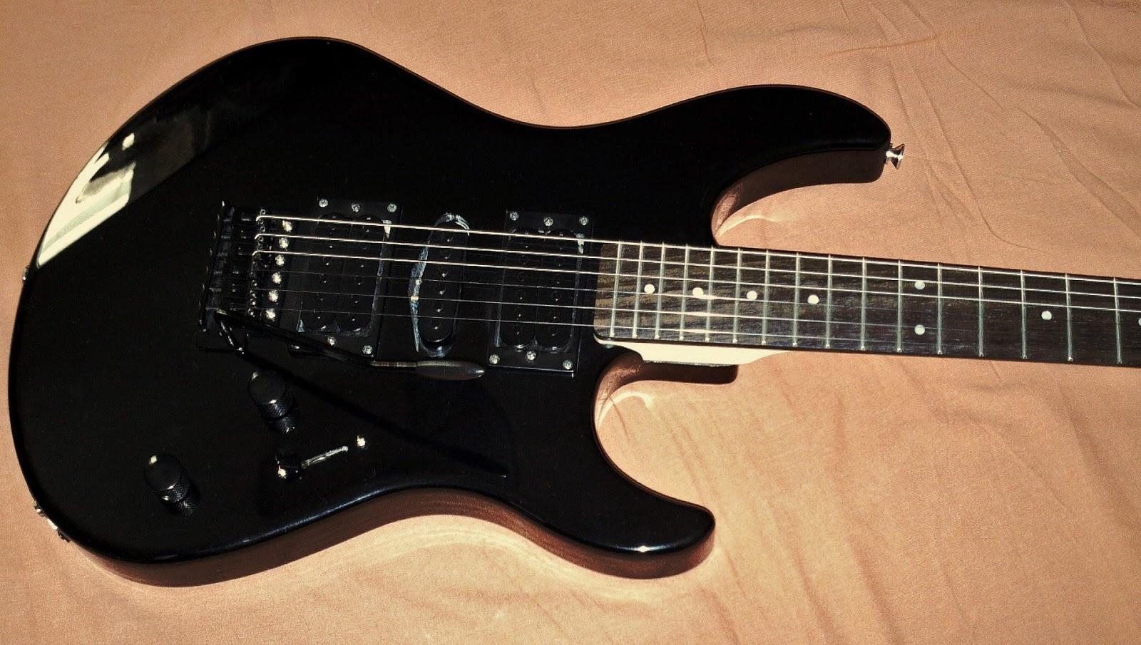 yamaha erg 121 mods guitar dreamer. Black Bedroom Furniture Sets. Home Design Ideas