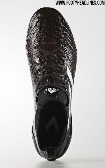 Adidas Ace 17.1 Primeknit Black