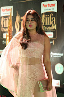 Nidhi Subbaiah Glamorous Pics in Transparent Peachy Gown at IIFA Utsavam Awards 2017  HD Exclusive Pics 39.JPG