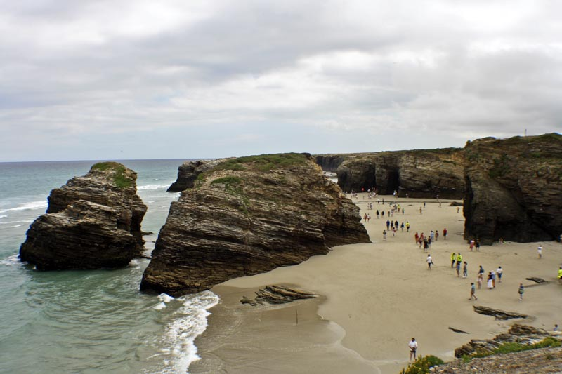 visita guiada playa de las catedrales opiniones