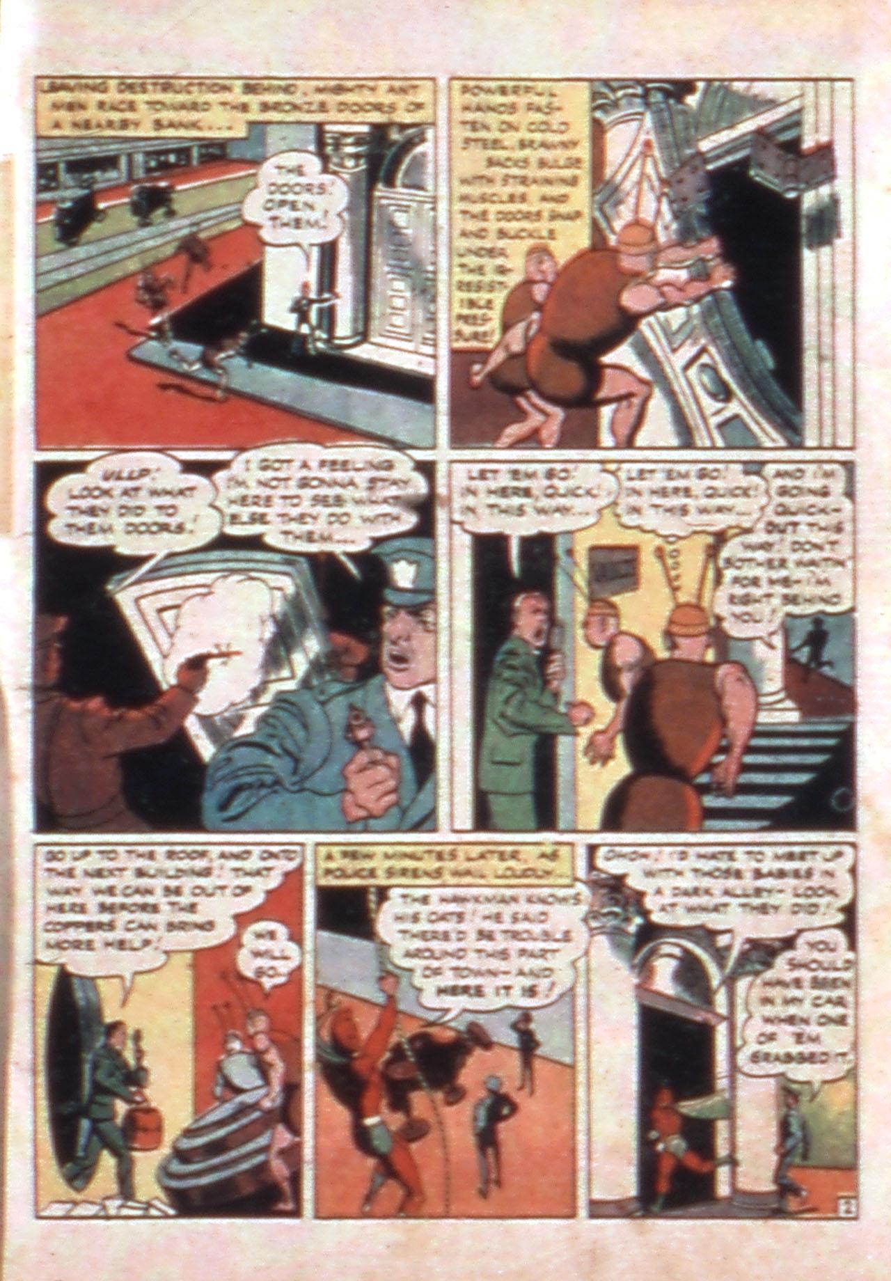 Read online All-Star Comics comic -  Issue #18 - 36