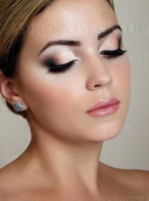 Znalezione obrazy dla zapytania inspiracje makijaż