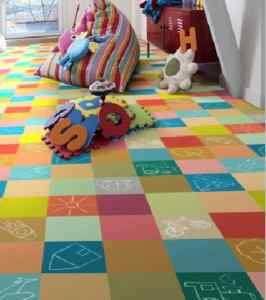 f286d8f9799 Pavimentos para dormitorios infantiles ideas para - Suelos vinilicos  infantiles .
