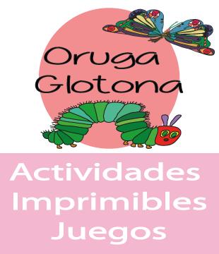 Actividades Oruga Glotona