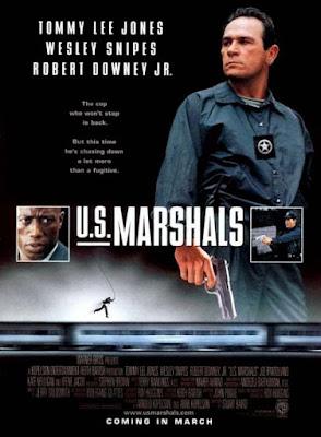 Sinopsis U.S. Marshals (1998)