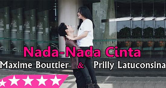 Nada Nada Cinta - Maxime Bouttier dan Prilly Latuconsina
