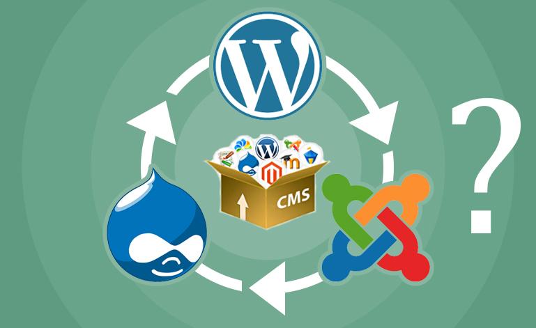 content management system companies