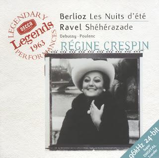 MP3 download Ernest Ansermet, John Wustman, L'Orchestre de la Suisse Romande & Régine Crespin - Berlioz: Les Nuits D'été / Ravel: Shéhérazade, &c. iTunes plus aac m4a mp3