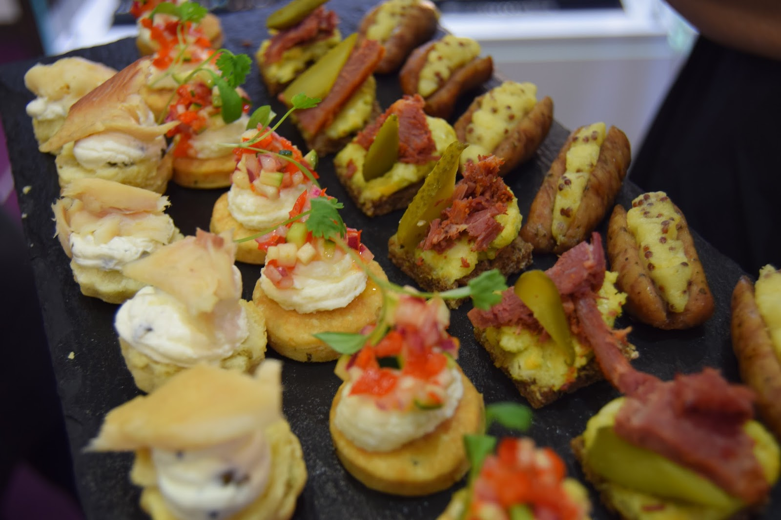 The Secret Kitchen Canapes