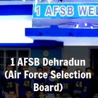 1 AFSB Dehradun (Air Force Selection Board)