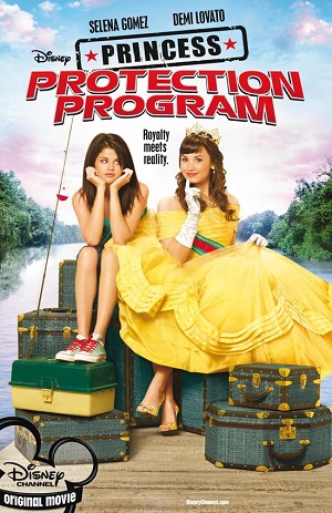 Poster of Princess Protection Program 2009 720p Hindi HDRip Dual Audio Download