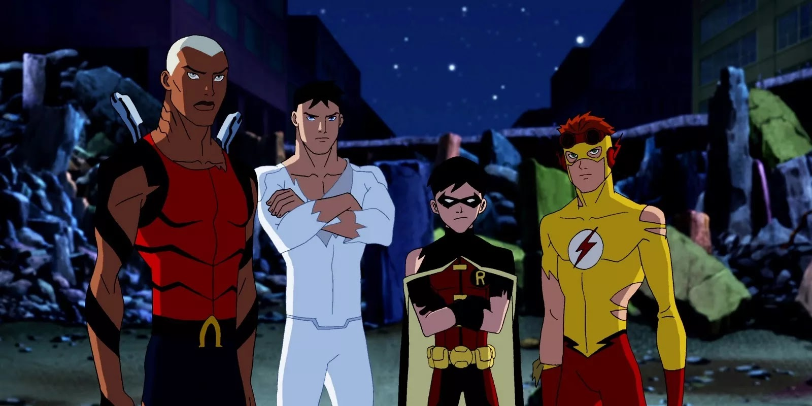 Young Justice : Character To Feature In Upcoming DC Extended Universe  Film.