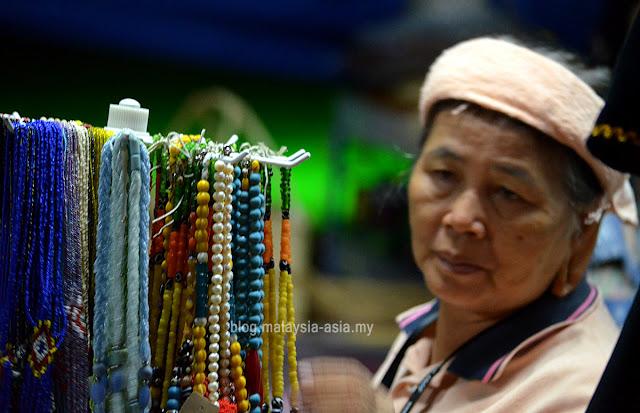 Beads in Miri