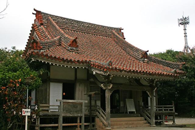 金武観音寺の写真