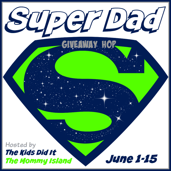 Super Dad: A Father's Day Giveaway Hop Featuring Lugz Rickshaw Shoes