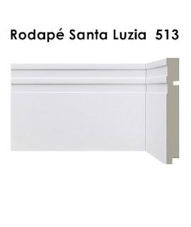 Rodapé Branco na Vila Anastácio