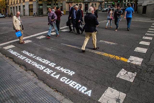 Boa Mistura | intervención | Madrid | entrevista | arte a un click | A1CEntrevistas