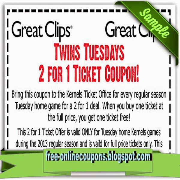 Great Clips has a promotion running where you can get 50% off your hair cut with Great Clips coupons!Here's how to find Great Clips green-host-demo.ga Clips are most likely the most convenient hair dresser you can find, having opening hours in the evening and on weekends.