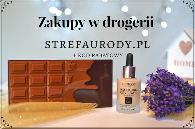 Drogeria internetowa - strefaurody.pl + kod rabatowy na zakupy!