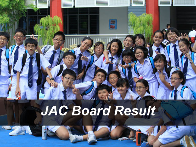 JAC Result 2018 Jharkhand Board Results 2018 @ jharresults.nic.in