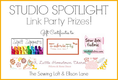 sewing studio spotlight tour