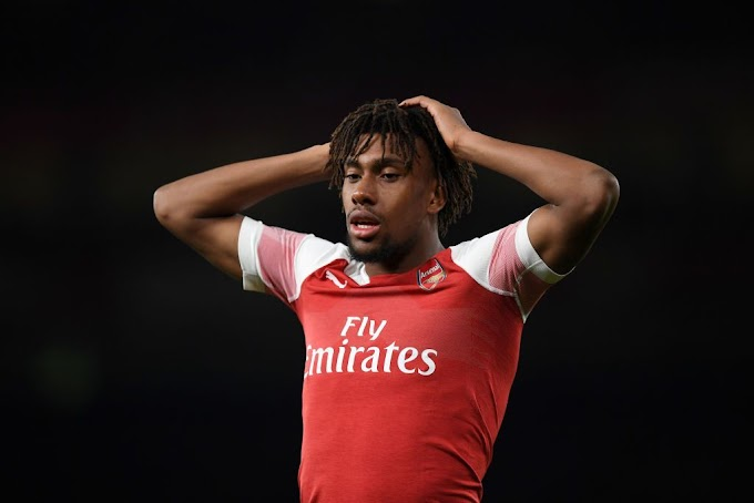 SPORTS:Emery demands more from Iwobi in Arsenal's comeback draw against Liverpool