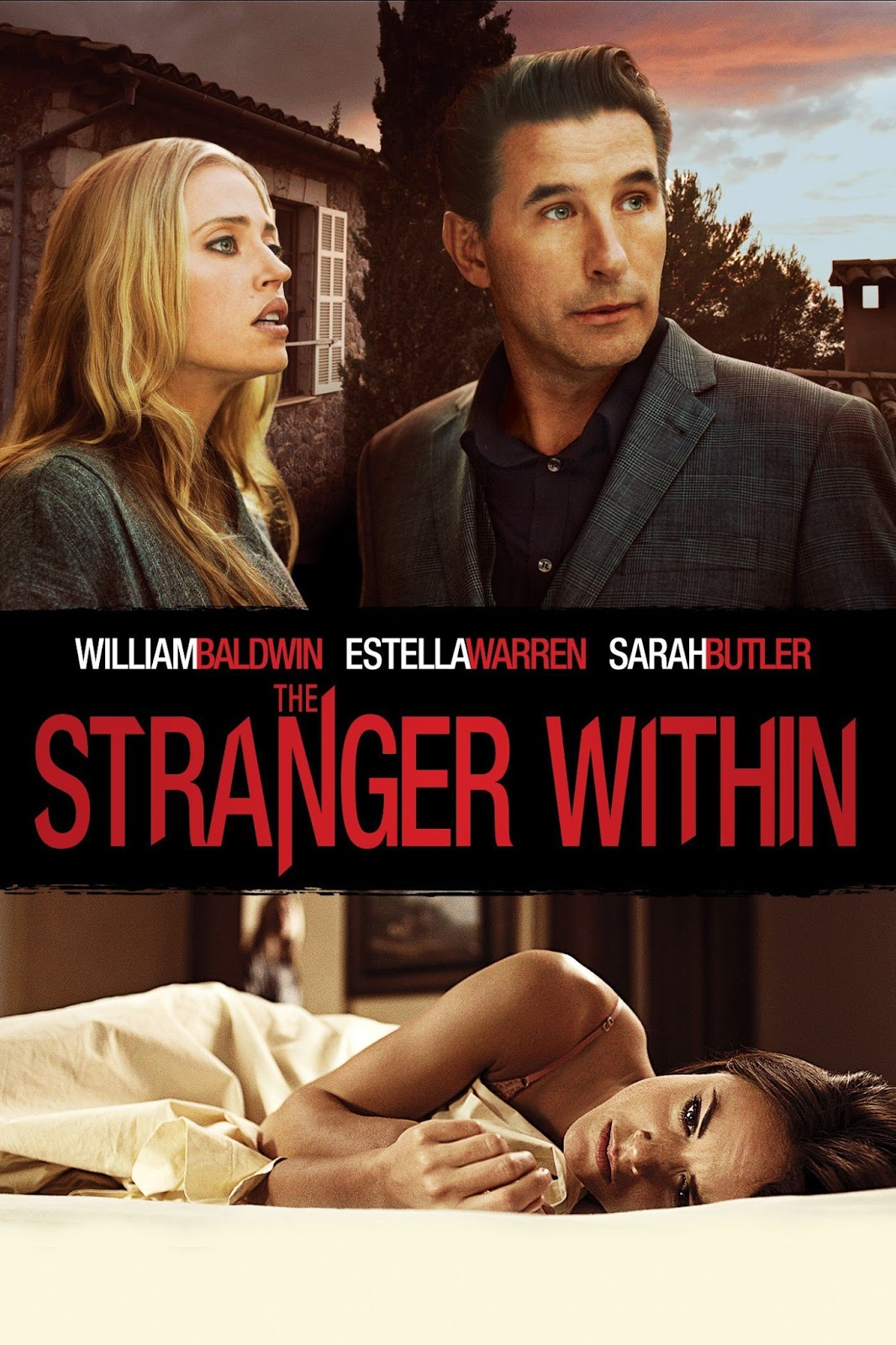 The Stranger Within (2013) ταινιες online seires oipeirates greek subs