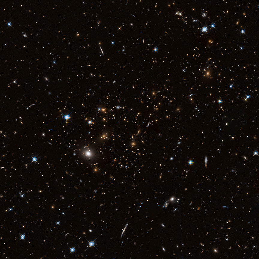 hubble galaxy hd clusters - photo #5