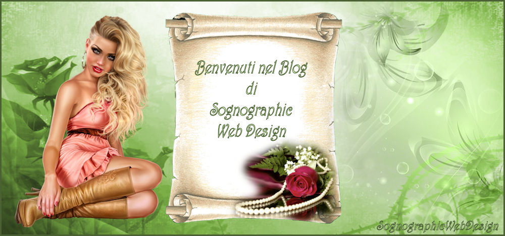 Sognographic Web Design