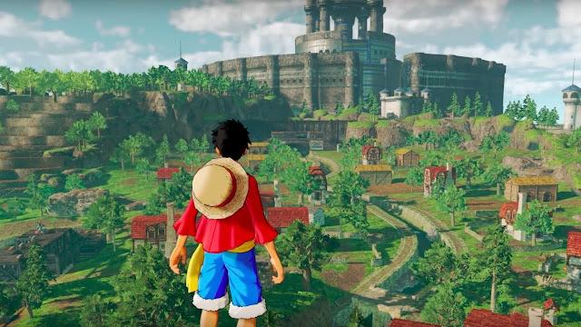 تأجيل إطلاق لعبة One Piece: World Seeker لغاية عام 2019 و هذه أول التفاصيل ..