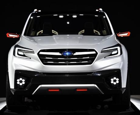 2019 Subaru Forester Canada