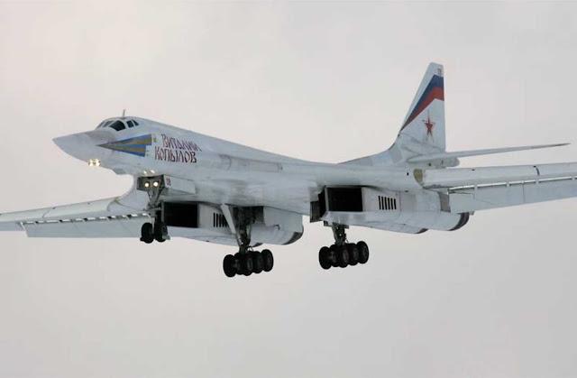 Perkembangan Pesawat Bomber TU-160M2 Yang Semakin Kuat (bag-1)