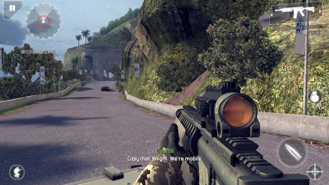 إليك قائمة لأفضل الألعاب الحربية من منظور الشخص الأول (FPS)