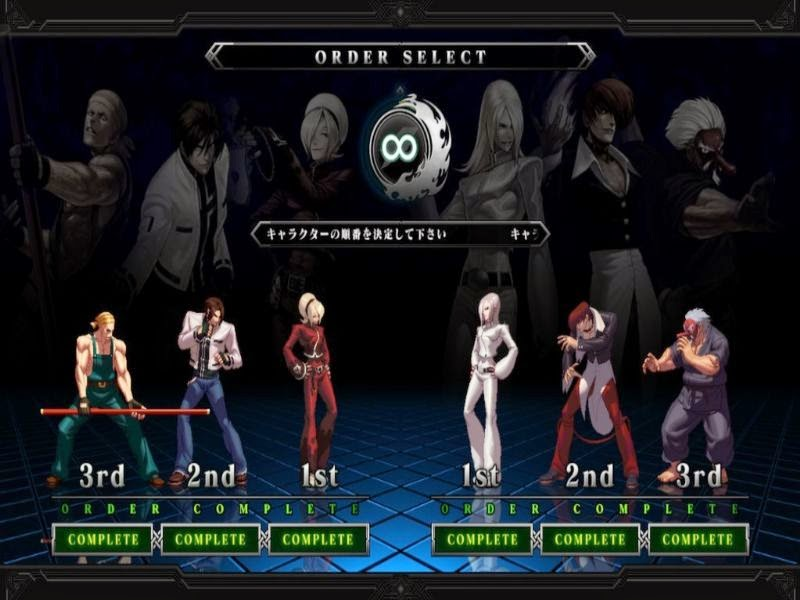 PC Game The King Of Fighters XIII Reloaded Free Download Full Version