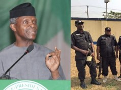 Osinbajo orders investigation into the alleged unlawful activities of SARS