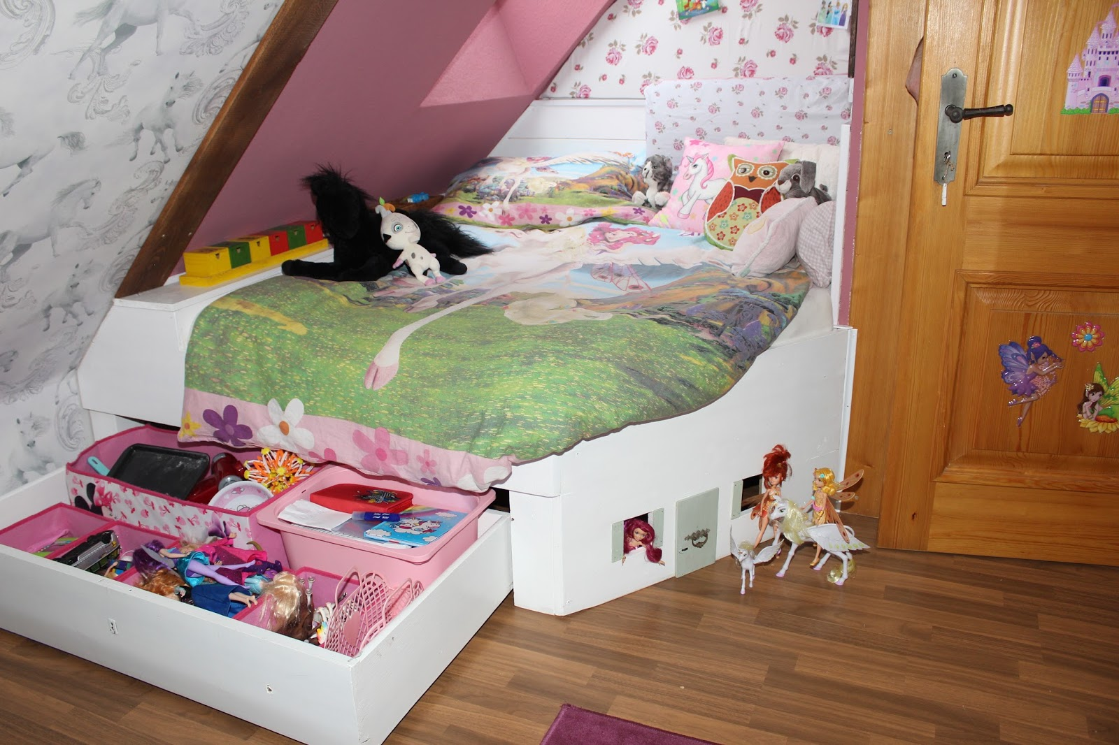 Shabby chic by Frances: Angelina´s Zimmer...