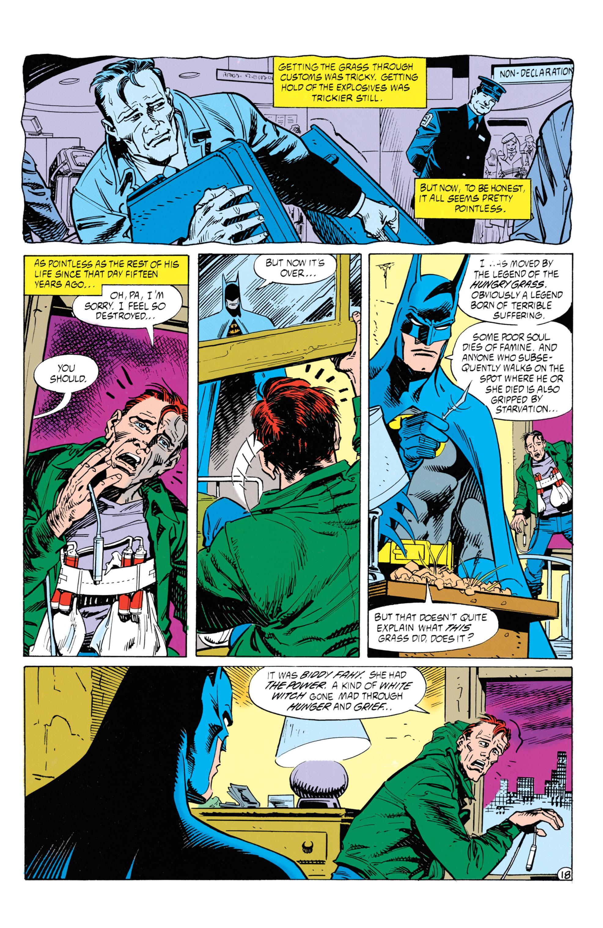 Detective Comics (1937) 629 Page 18