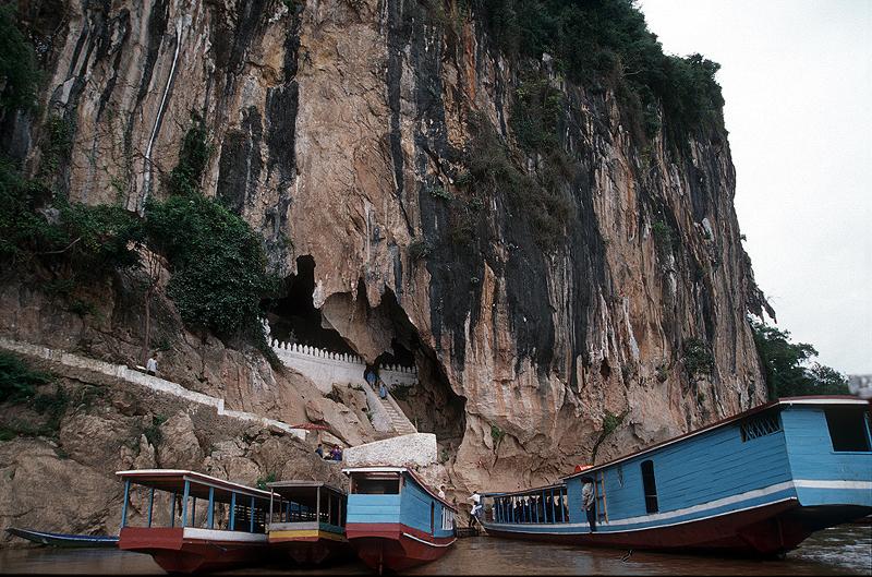 Cuevas Pak Ou, Luang Prabang (Laos)