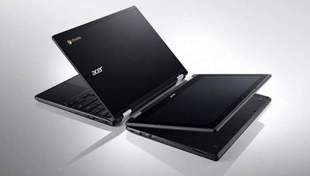 Acer menunjukkan Convertible Chromebook, Modular Revo Build