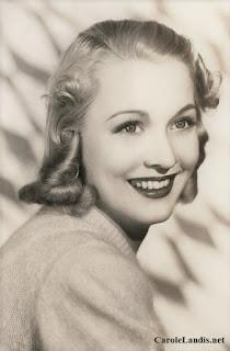 Carole Landis 1937
