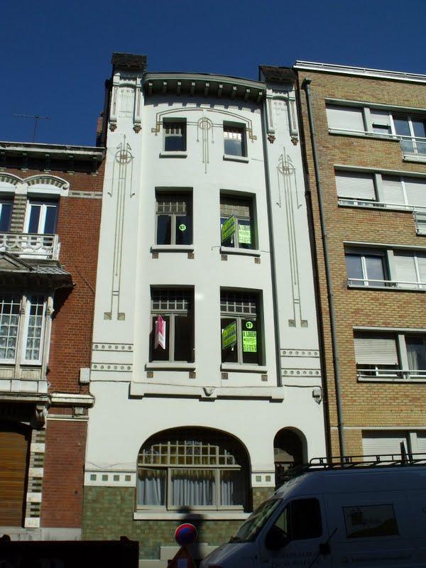 lille l 39 art nouveau et l 39 art d co lille centre rue de la bass e. Black Bedroom Furniture Sets. Home Design Ideas