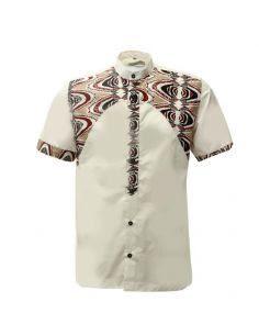 Model Bordir Baju Koko Terbaru