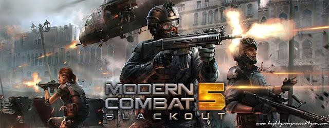 Modern Combat 5 00