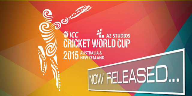 A2 Studioz ICC Cricket World Cup 2015 Patch For Cricket 07