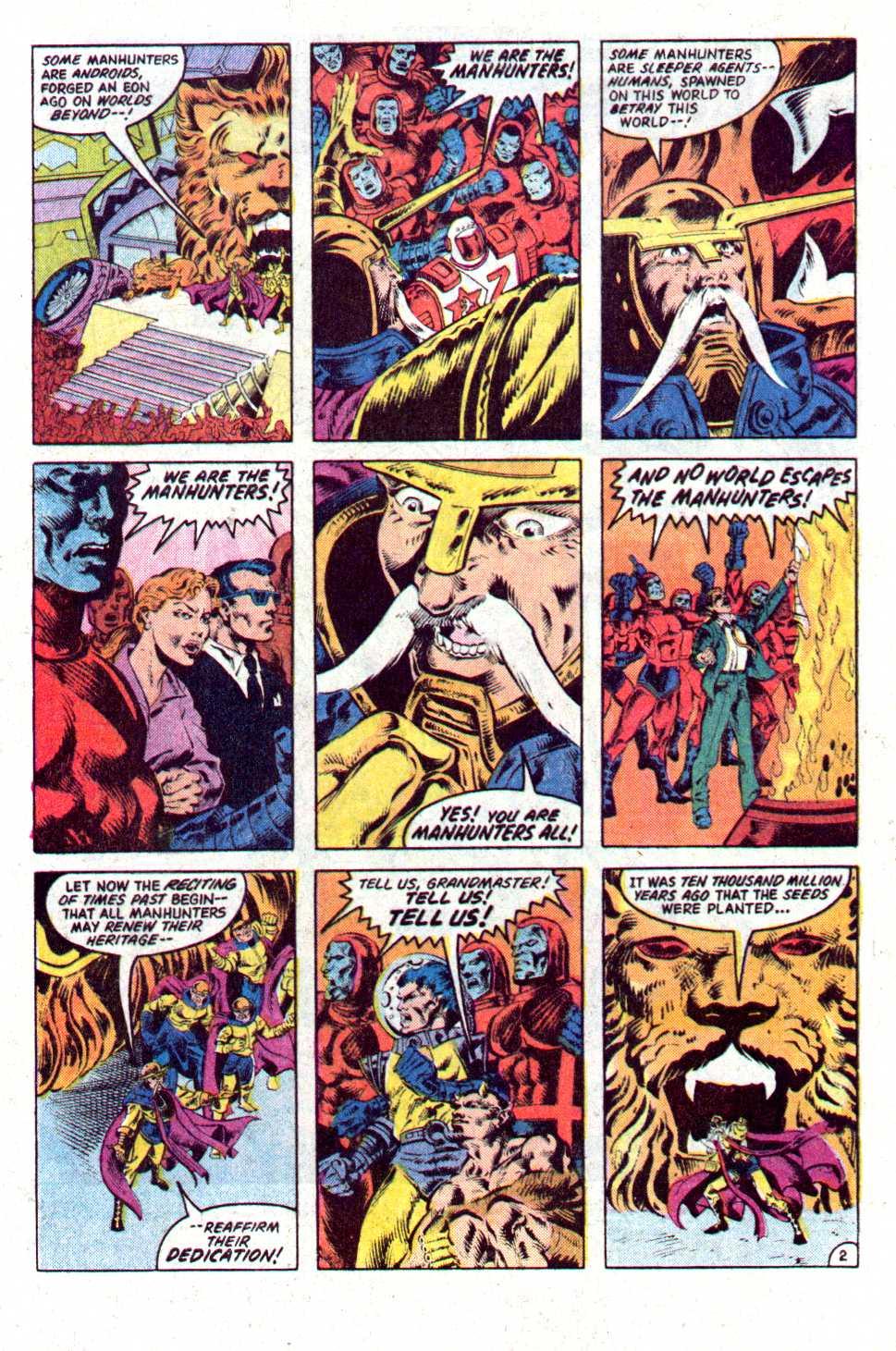 Read online Secret Origins (1986) comic -  Issue #22 - 3