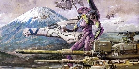 Evangelion : 3.0 + 1.0, Actu Ciné, Cinéma, Hideaki Anno, Khara,