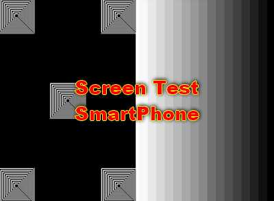 The LCD enshroud or enshroud is a visual tool for intermediaries betwixt users together with the operat Android Pixel Screen Test Screen Application