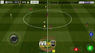 Download FTS 15 Mod FIFA 18 by Duhan